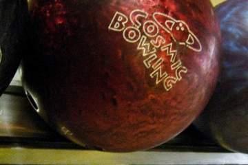 Davis Monthan Bowling Alley