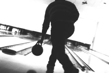 Hall Memorial Lanes Bowling Alley