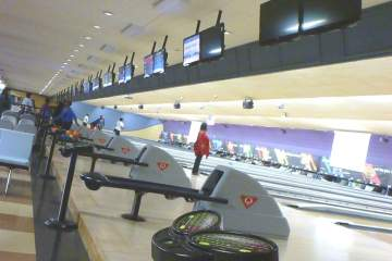 Warrior Lanes