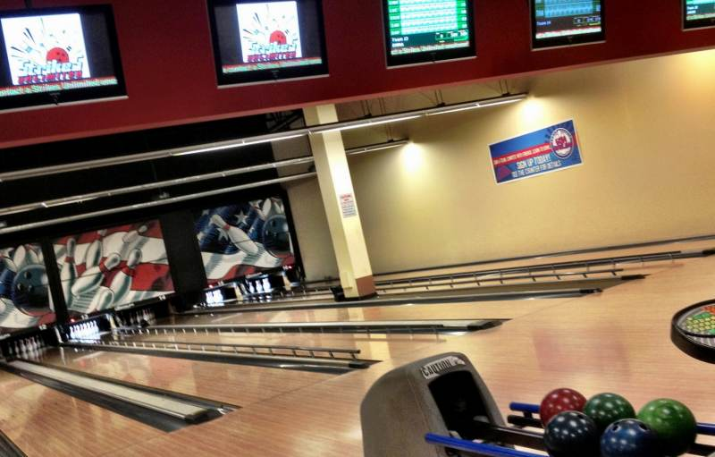 Sports Bowl [Bowling Alley], Nevada - 1229 12th St