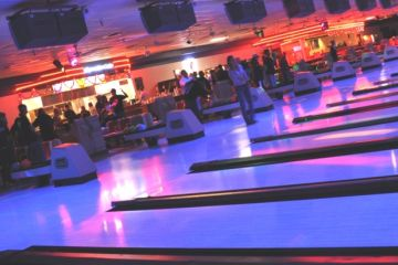 Maple Lanes Bowl