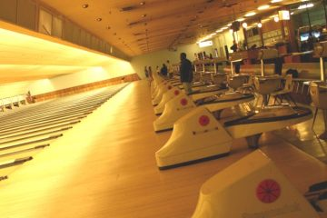 Jerome Bowling Alley