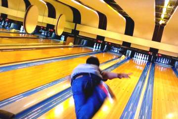 Cannonball Lanes