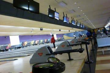 AMF College Lanes, Overland Park 66210, KS - Photo 3 of 3