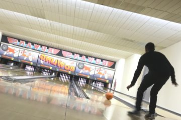 Strike Zone Bowling Alley