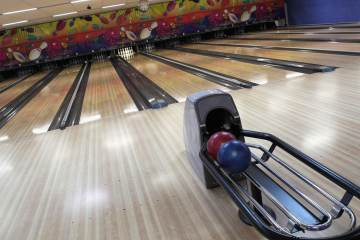 Ten Pin Strike & Spare