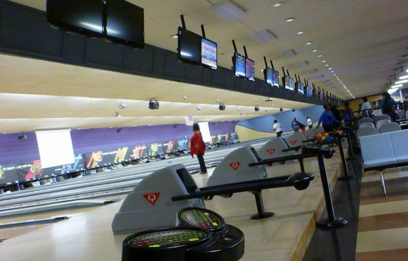 Bowling alley slidell