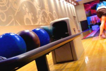 Twentieth Century Bowling Lanes