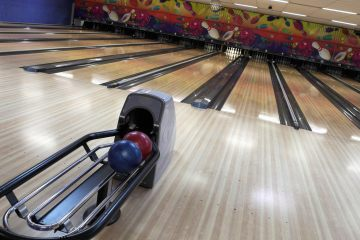 Coldwater Recreation Bowling