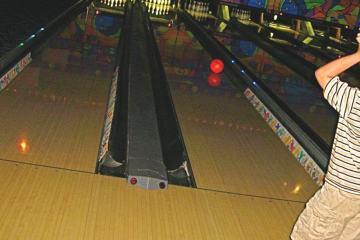Bowling at Shoreline