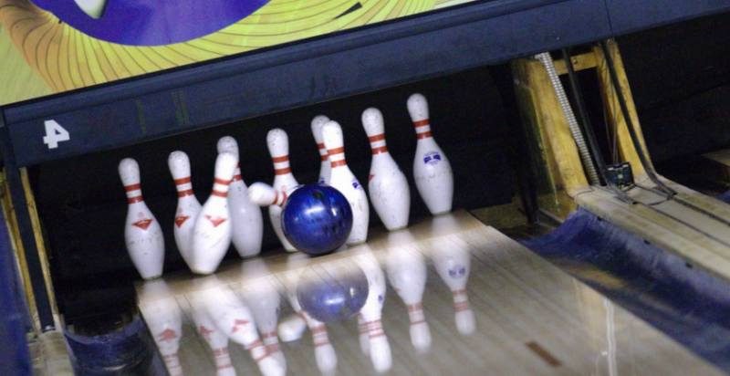 Diamond Bowl Of Independence Bowling Alley Independence 218 N