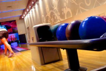 V F W Bowling Alley