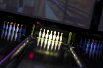 Seymour Johnson AFB Bowling