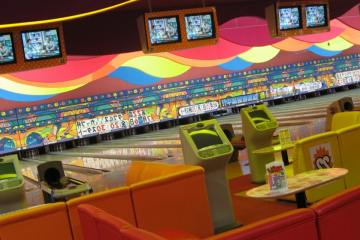 Sky-Lanes Bowling