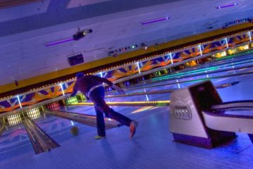 Pin-Setter Lanes 11th Frame Lounge