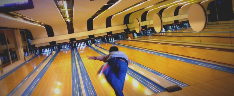 Epicenter bowling
