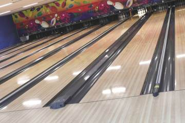 Four Lanes Bowling, Bar & Grill