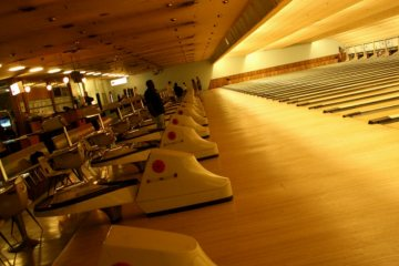 Top Hat Lanes
