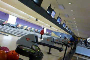 Fort Sam Houston Bowling Center
