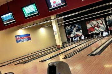 Fairmont Bowling Center